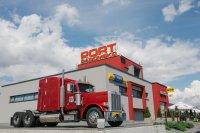 Port Radomsko Parking Myjnia Tir Sklep Restauracja Kantor